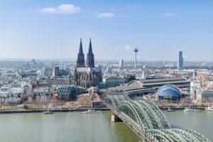 Der Stolz der Stadt.. Weltkulturerbe Kölner Dom.