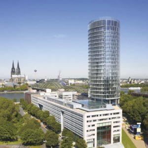 Am 24. Mai 2006 wurde unser Türmchen eröffnet und 4 Monate später wurde die Dachterrasse offiziell in Betrieb genommen.