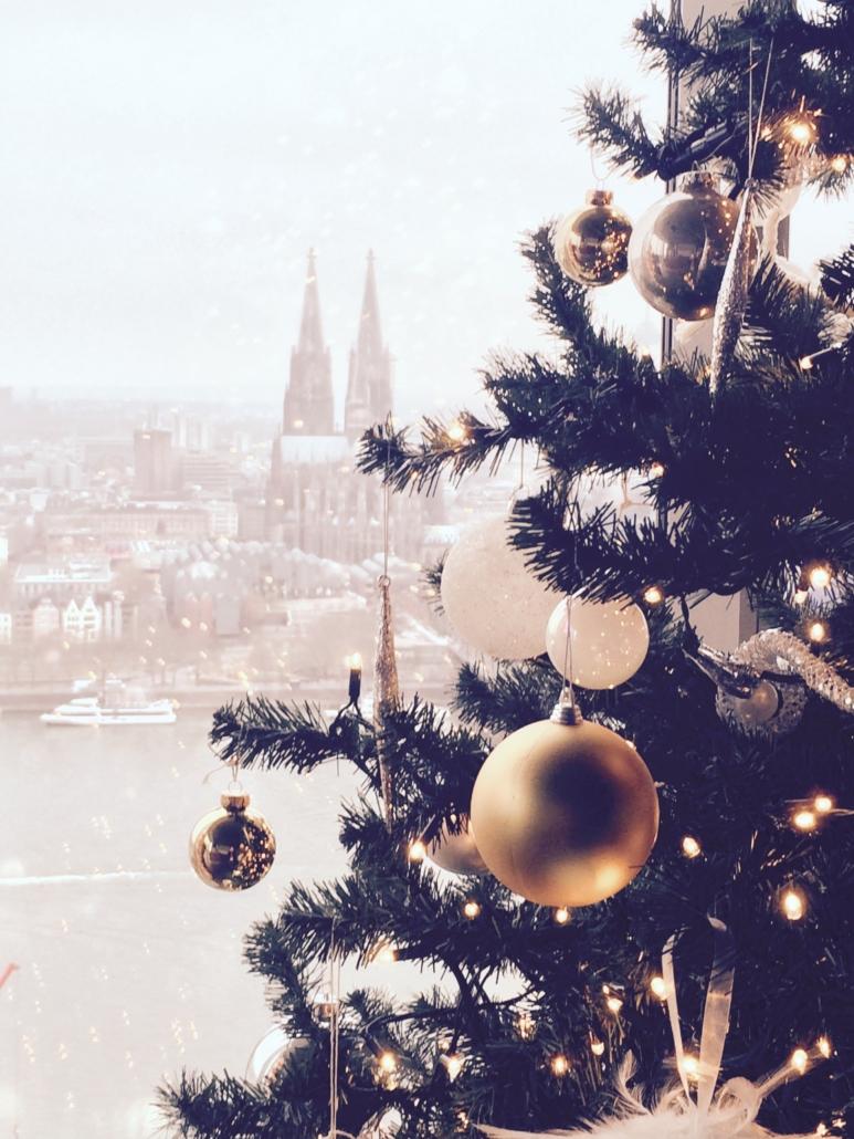 Weihnachtsfeiern im KölnSKY!