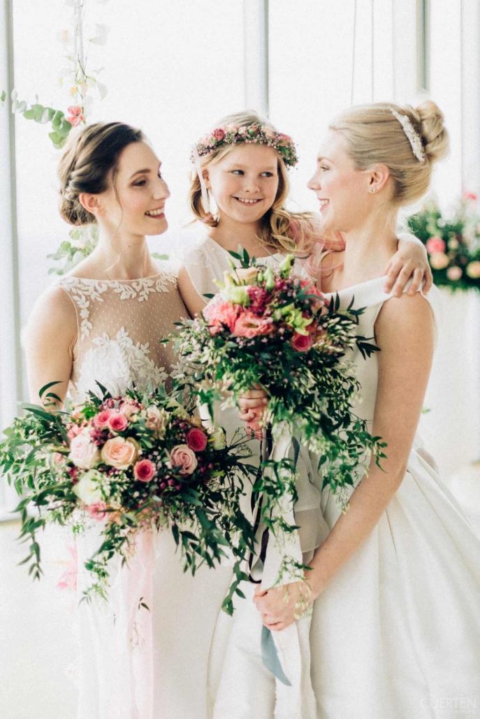In unserer Eventlocation für Hochzeiten und Trauungen ist die Familie das Größte!