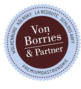 Von Borries und Parter Premiumgastronomie Location KölnSKY!